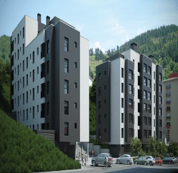 Residencial Aldapa norte Pisos obra nueva Ermua (3)